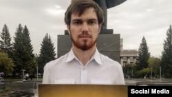 "Глеб Марьясов. Фото: личная страница ""ВКонтакте"""