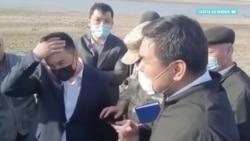 У села в Казахстане отбирают землю и отдают России. Местные жители возмущены