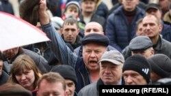 """""""Марш нетунеядцев"""" в Слониме 19 марта"""