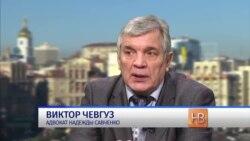 Вадим Чевгуз, украинский адвокат Надежды Савченко