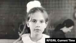 Tatyana Kovaleva in 1990