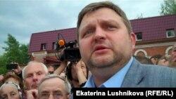 Кандидат в губернаторы Кировской области Никита Белых