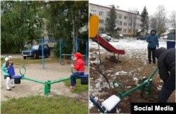 До и после выборов