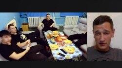 Олег Навальный – про особый режим питания в тюрьме