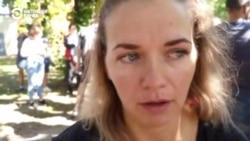 Вышедшая из изолятора на Окрестина рассказала про условия содержания
