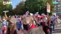 Задержания и насилие: как прошел марш женщин в Беларуси