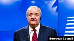 Глава МИД Узбекистана Абдулазиз Камилов