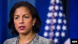 Сюзан Райс, советник президента США по национальной безопасности