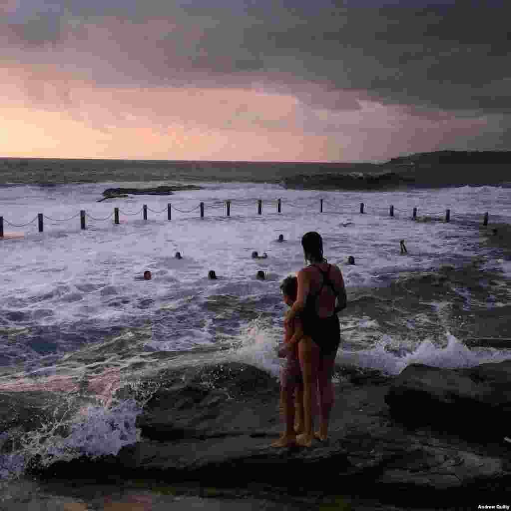Килти признается, что единственное, чего ему не хватает, это океан. На фото – береговая линия Сиднея