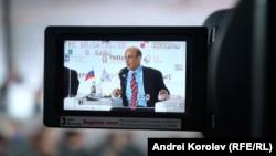 Gaidar Forum. Moscow. Russia, January 14, 2015
