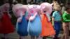 Свинку Пеппу забанили в Китае за вредное влияние на молодежь