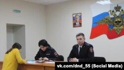 Артем Бабенко – командир добровольной народной дружины Омска