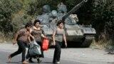 Российско-грузинский военный конфликт и его последствия в цифрах