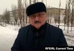 Kyrgyz comedian Rakhman Razykov
