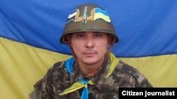 """Узбекистанец Шавкат Мухаммад утверждает, что присоединился к украинскому батальону """"Айдар"""", чтобы воевать """"за свои убеждения"""""""