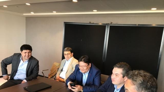 Programme: В Брюсселе участники форума «Новый Казахстан» обсудили возможность демократических преобразований в стране. Конфликт между бывшим и нынешним президентами Кыргызстана усиливается. Как может развиваться ситуация в Сирии