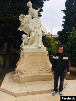 Вячеслав Завгородний во Франции