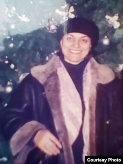 Ульяна Хмелева после освобождения