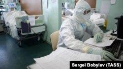 Медицинский биофизический центр им. А.И.Бурназяна в период пандемии коронавирусной инфекции