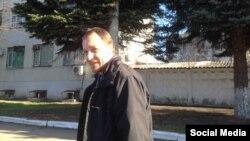 Алексей Кнедляковский после выхода на свободу