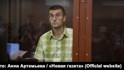 Евгений Коваленко. Фото: Анна Артемьева / «Новая газета»