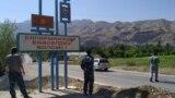Kyrgyzstan - Tajikistan border 14 September
