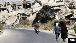 Хомс, 19 сентября 2016