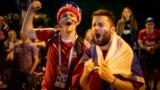Настоящий футбол: топ-3 перформансов болельщиков чемпионата