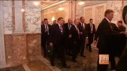 Итоги 16-часовых переговоров Минске
