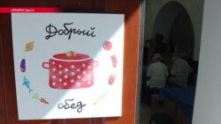 """""""Добрый обед"""" для пенсионера. Рестораторы Одессы открыли благотворительную столовую"""