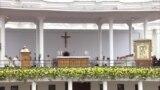 Папа римский Франциск посетил Латвию