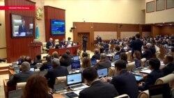 Казахстанские депутаты (не) комментируют закон о новых полномочиях Совбеза