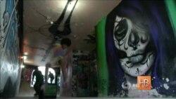 Подросток из Бразилии после смерти родителей превратил свой дом в скейт-парк