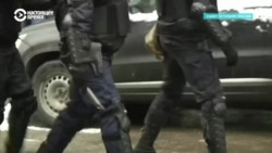 Задержания в Петербурге, в том числе с помощью электрошокеров