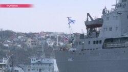 Россия обвинила Украину в похищении двух военных на КПП в Крыму