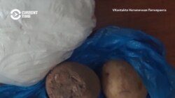 Rotten Potatoes Replace School Lunches For Some Russian Kids
