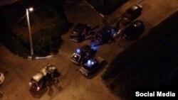 Нападение в Харькове в ночь на 12 июня, фото vk.com/livecharkiv