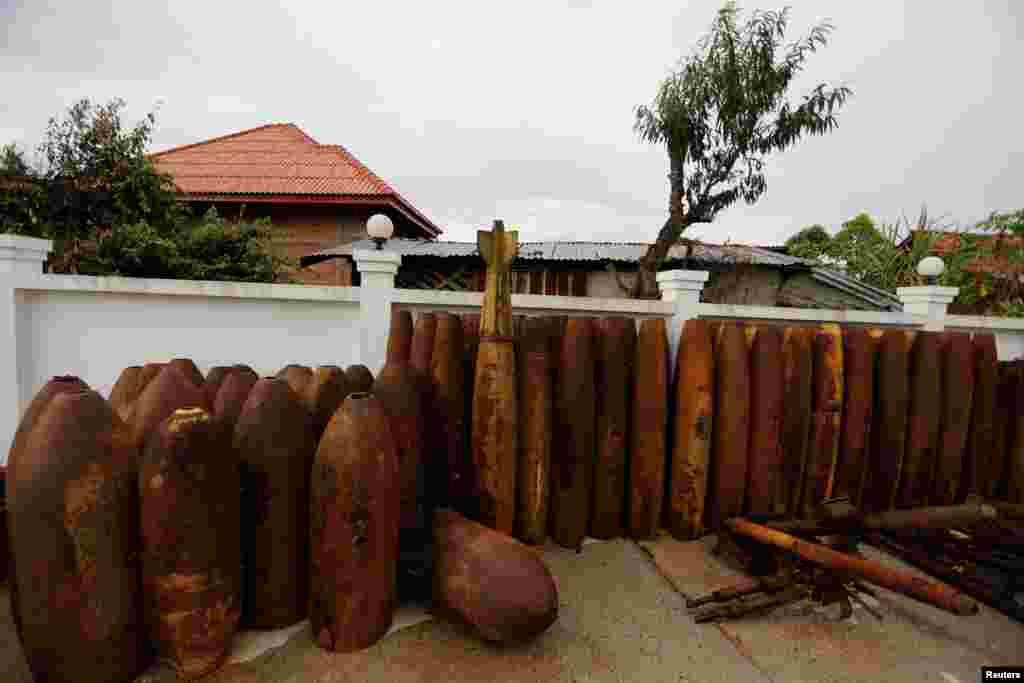Работа по обезвреживанию снарядов в Лаосе началась совсем недавно. Саперы MAG утверждают, что весь процесс может занять до 20 лет