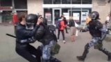 Former National Guardsman At Moscow Protest Faces Possible Prison Sentence video grab 2