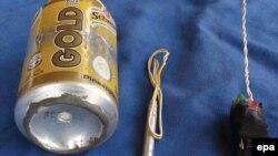Это и есть бомба, от которой погиб российский самолет над Синаем, утверждают джихадисты