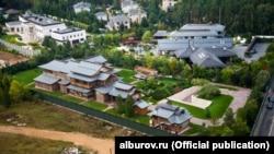 Дом Сергея Шойгу в Барвихе, фото - Фонд борьбы с коррупцией
