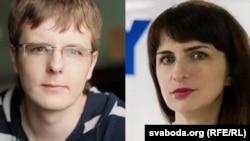 Артем Сорокин и Катерина Борисевич