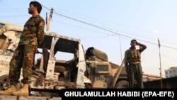 Теракт в Джалалабаде, Афганистан, декабрь 2017 года
