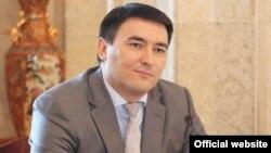 Бывший вице-премьер Крыма Рустам Темиргалиев