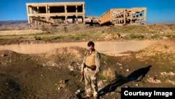 """Город Синджар, Ирак, после освобождения от """"ИГ"""""""
