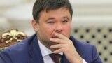UKRAINE -- Andriy Bohdan, the Head of Presidential office, in Kyiv, September 5, 2019