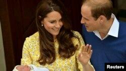 Кейт Миддлтон родила второго ребенка - девочку