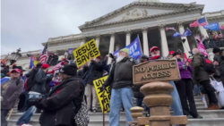 Inside The U.S. Capitol Riot: A Reporter's Experience