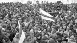 Беларусь, 25 марта 1990 года