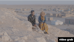 "Кадр из фильма ""Хамада"""